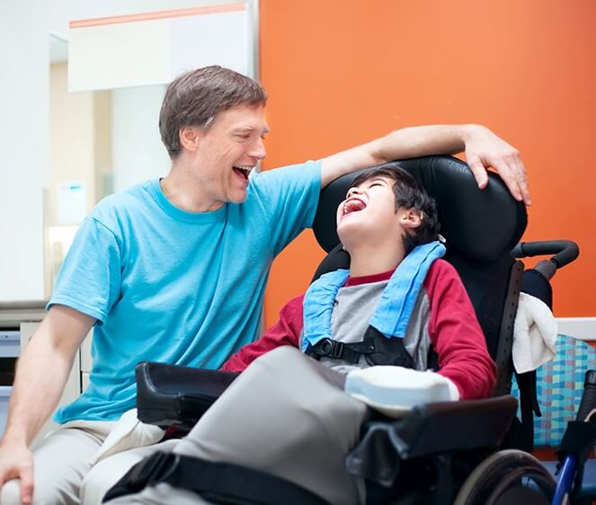 disability care services